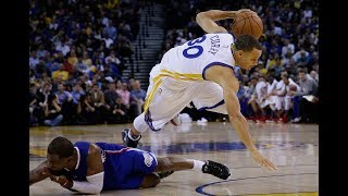 Top 50 Stephen Curry Ankle Breakers