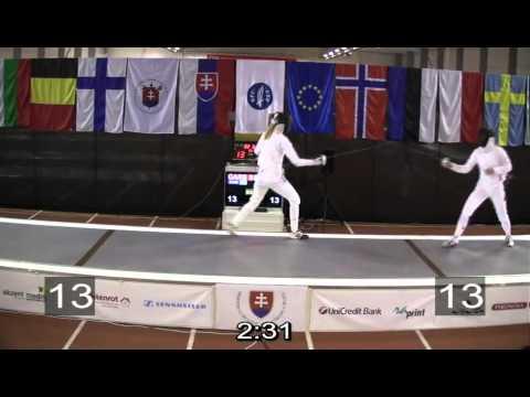 European championships U23 Bratislava Finals EFSM.mp4