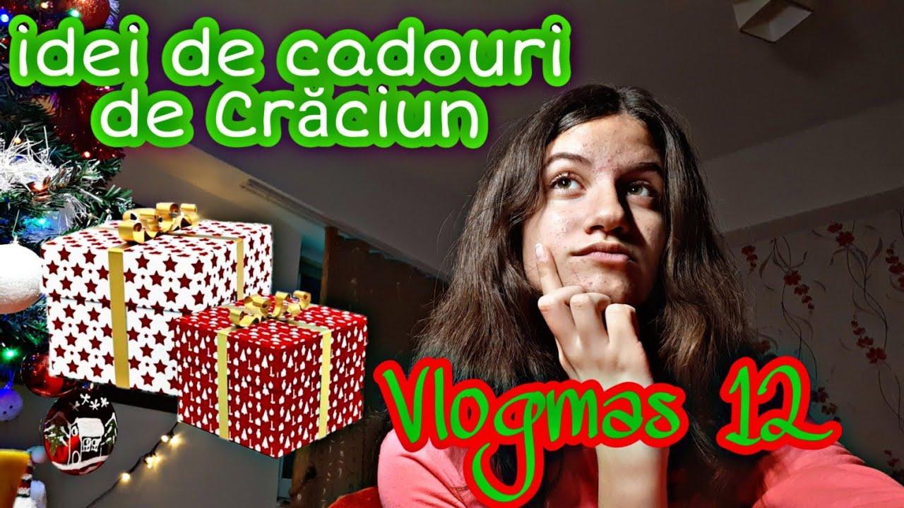 Idei de cadouri de Crăciun  //  Vlogmas 12