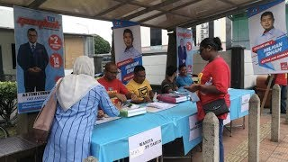 Second phase of PKR election in Selangor kicks off at 9am