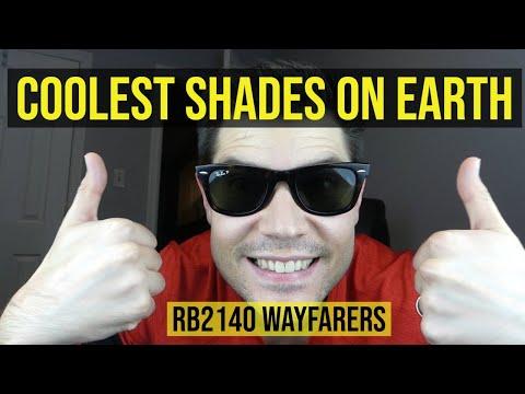 The Incredible History of the Ray Ban Wayfarers Ray Ban RB2140