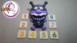 細菌小子學數字