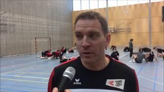Interview mit Nationaltrainer Michael Suter (4. Januar 2017)