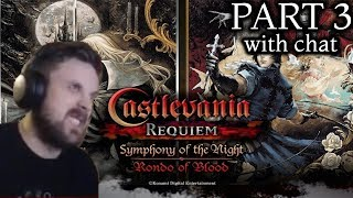 Forsen Plays Castlevania Symphony of the Night - Part 3 (with chat)