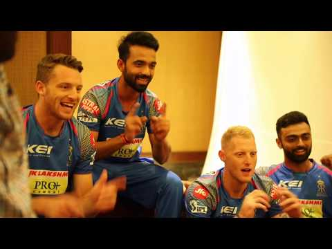 Kingfisher Ad Shoot | Behind The Scenes | IPL 2018 | Rajasthan Royals
