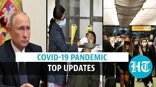 Covid: Delhi prisoner relief; India's cheapest test; USA 2 crore vaccine aim