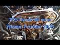Tiempo del motor Nissan Frontier