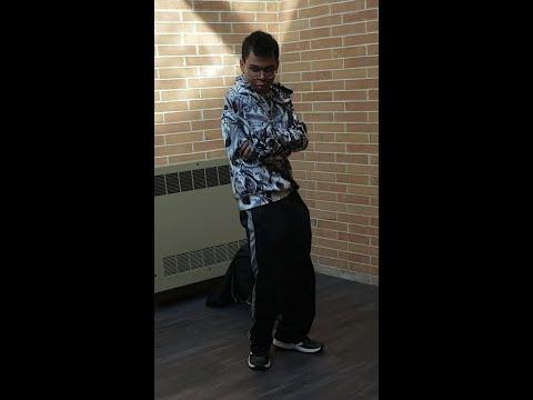 Hentai Hoodie Kid Does Fortnite Default Dance