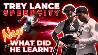TREY LANCE in Speed City (What Did He Learn?)