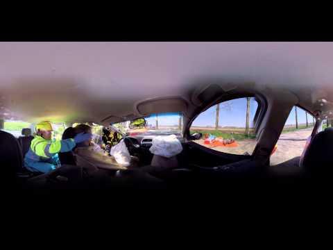 Holmatro Virtual Reality Experience - 360 degrees extrication