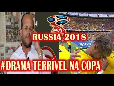 Vidente Carlinhos faz previsão APAVORANTE para Brasil na Copa do Mundo 2018  e choca o Brasil 594c7176c1aaa