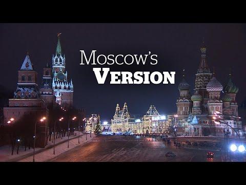 Russian Propaganda War Against West Heats Up   Moscow's Version
