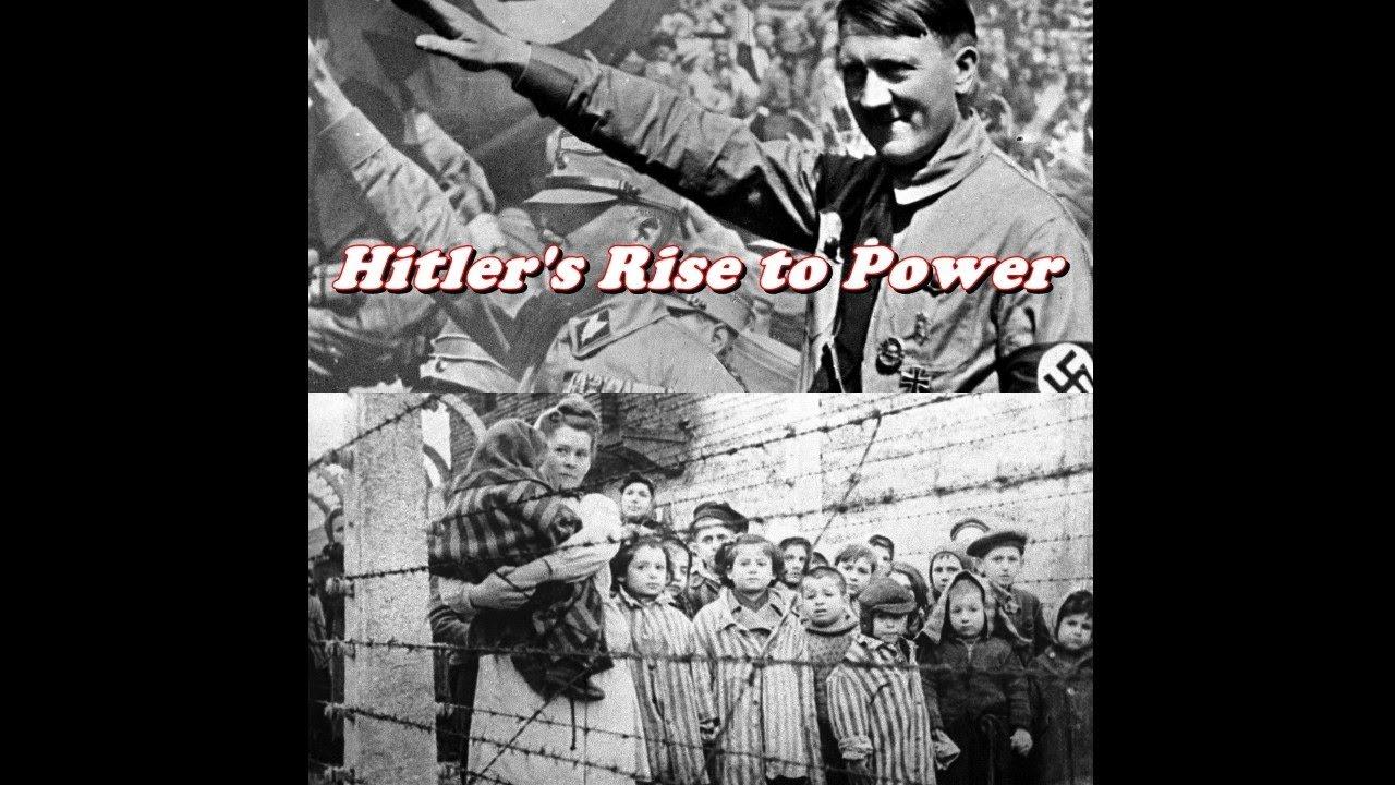 "Hitler's Rise To Power: The ""Master Race"" & Guns - Bill Cooper"