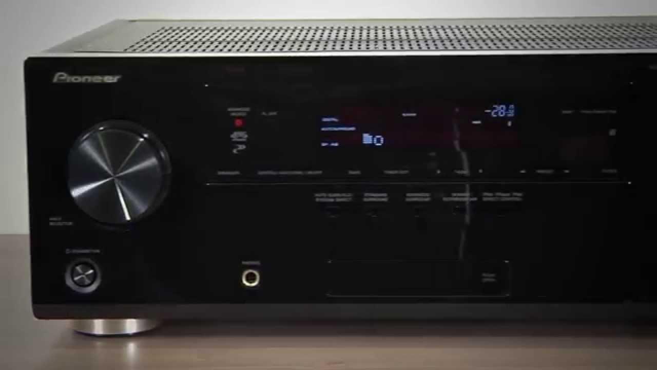 Pioneer VSX-1021 AV Receiver