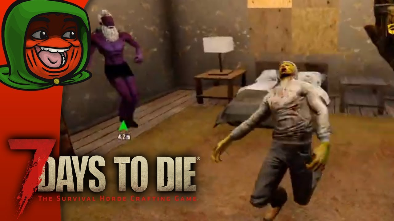 [Tomato] 7 Days to Die : We'll get totally annihilated on day 7 but lets act like we won't be
