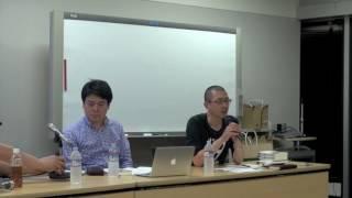 アガンベンシンポジウム @慶應大学日吉キャンパス 2016年6月4日