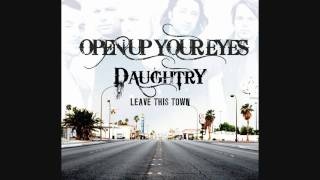 Daughtry - Open Up Your Eyes (HQ)