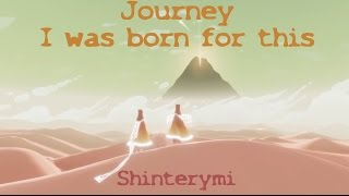 ░JOURNEY░ I was born for this [Harp & voice cover]