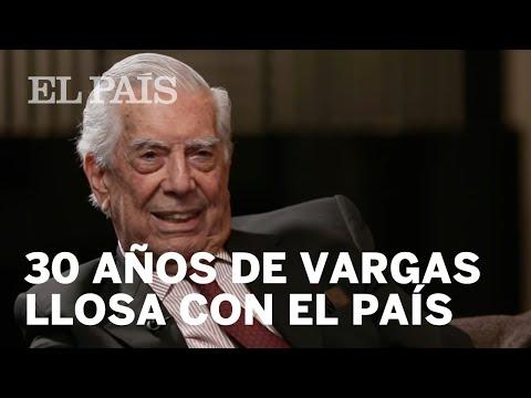 Mario Vargas Llosa, 30 Años Con EL PAÍS