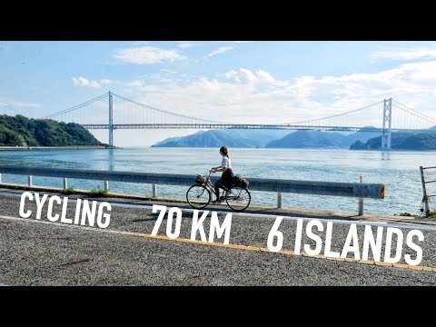 Japan's Most Beautiful Cycling Route | Shimanami Kaido Travel Guide