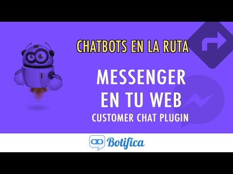 Instalar Chat De Messenger En Mi Sitio Web 🤖