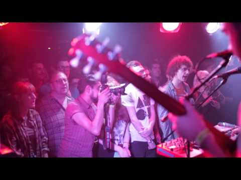 LOS CAMPESINOS! PERFORM 'AVOCADO, BABY' LIVE // DR. MARTENS UK #SFSTOUR14