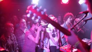 los campesinos perform avocado baby live dr martens uk sfstour14