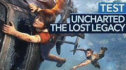 Uncharted: The Lost Legacy - Test / Review zum Schatzsucher-Spinoff