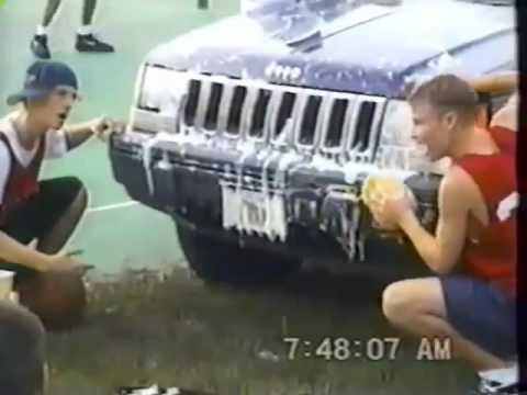 Backstreet Boys - Home Video - 1995 - Making of