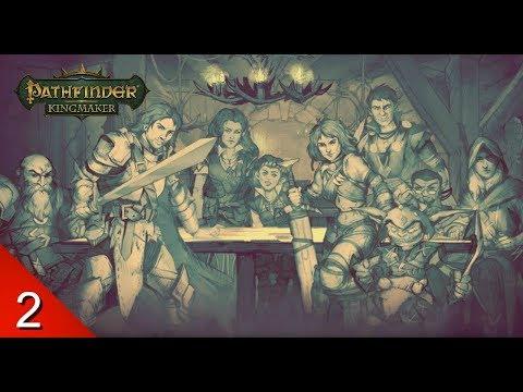 Battling Banditry - Pathfinder: Kingmaker - Let's Play - 2