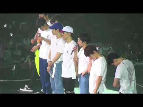 180811 EXO(엑소)-Last Ment(full)@The EℓyXiOn[dot] in Macao Day2[fancam]