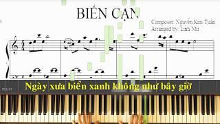 Biển Cạn (St: Nguyễn Kim Tuấn)   Piano Tutorial