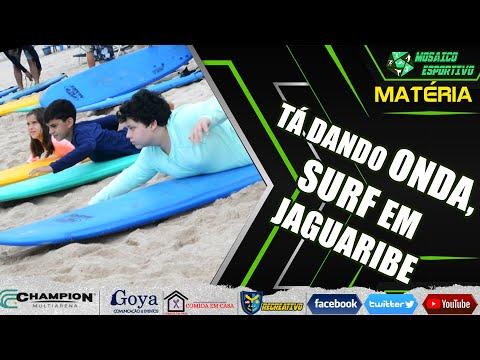 Tá Dando Onda – Escola de Surf em Jaguaribe