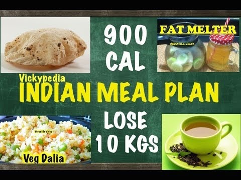 Indian Meal Plan / Indian Diet Plan – Diwali (Hindi) / How to Lose Weight Fast 10 Kg in 10 Days