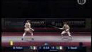 fencing women s foil st petersburg wc