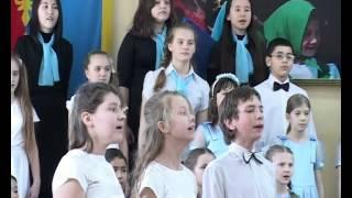 Вальдорфская гимназия. г.Уральск 2013 год. 47 конкурс юных музыкантов.