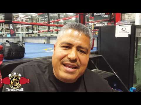 Expert predictions for Ward-Kovalev 2 by Robert Garcia gym