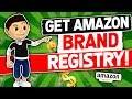 Amazon Brand Registry 2019 - Step By Step