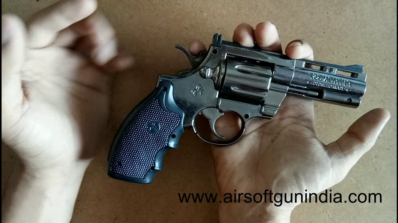 Python compact ciggerate lighter by Airsoft Gun India