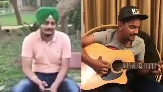 Hanju ! Jass manak vs sidhu moosewala ! (Full song) ! New punjabi song 2018 😍❤
