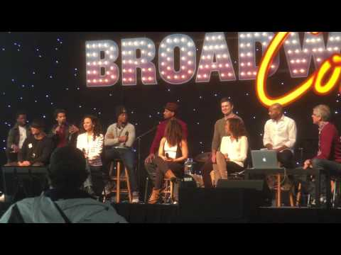 BroadwayCon 2017 - Hamilton: The Next Administration (1/29/2017)