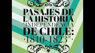 la independencia de chile periodo 1810 1823