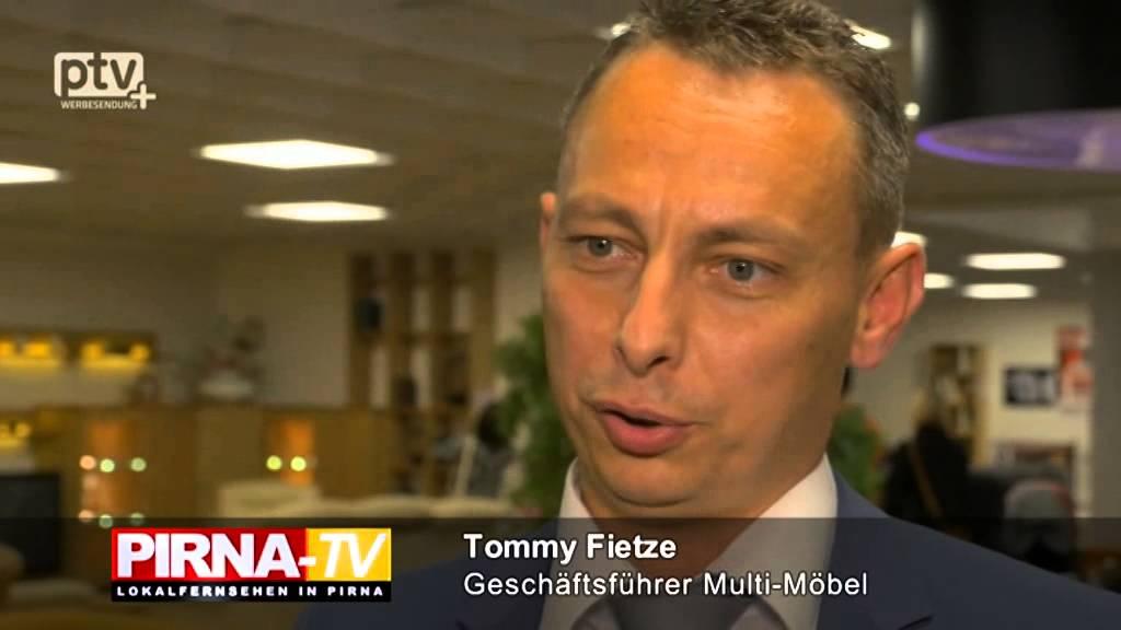 Multi Mobel Eroffnet Filiale In Heidenau Youtube