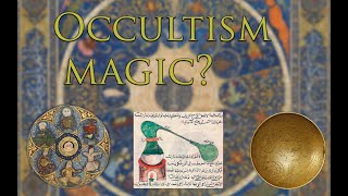 Introduction to Islamicate O¢cult Sciences