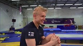 Emil Soravuo, Espoon Telinetaiturit