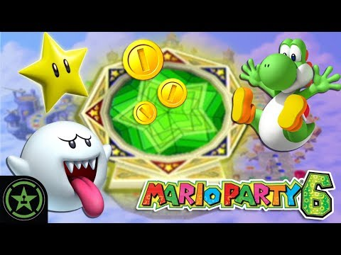 Let's Play - Mario Party 6 - Clockwork Castle
