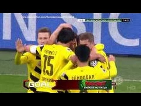 Bayern vs Dortmund All penalties - Bayern Munich vs Borussia Dortmund (DFB Pokal) (04.28.2015)