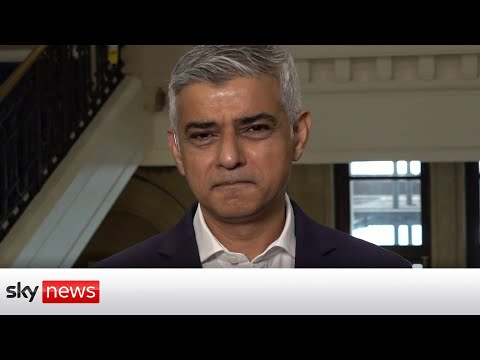 Mayor of London makes mask-wearing compulsory on trains and