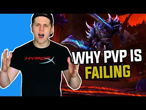Why World of Warcraft PvP is Failing - Hogman