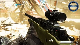sniping gameplay call of duty ghosts multiplayer cod ghost sniper online hd